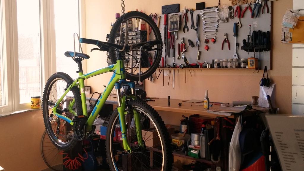 Servis bicikla