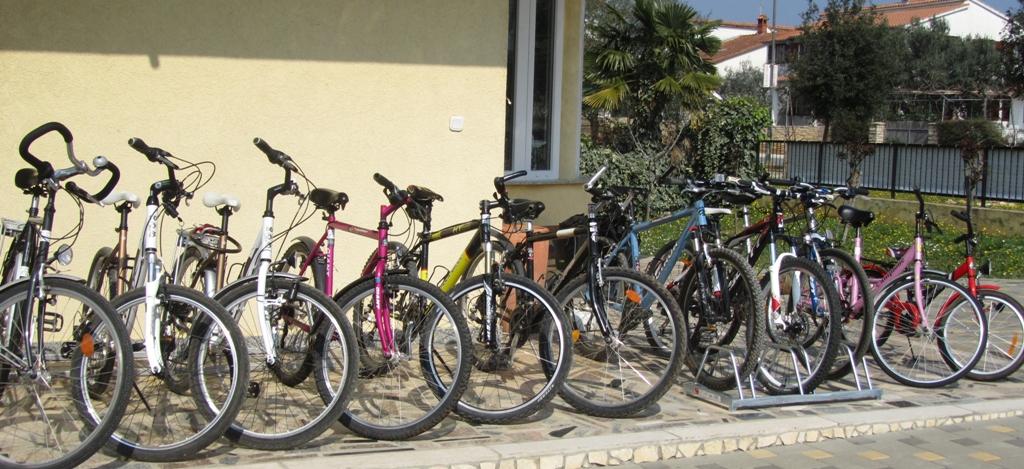 Cjenik i uvjeti najma bicikla