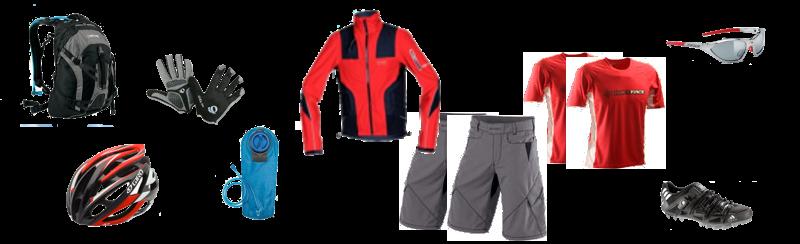 Osnovna oprema biciklista